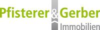 Pfisterer & Gerber Immobilien Logo