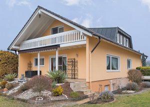 Einfamilienhaus Gondelsheim