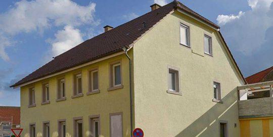 Mehrfamilienhaus Landshausen