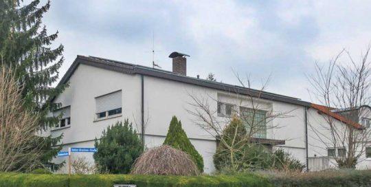 Zweifamilienhaus Mingolsheim