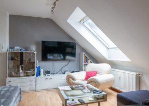 Oberderdingen Dachgeschosswohnung
